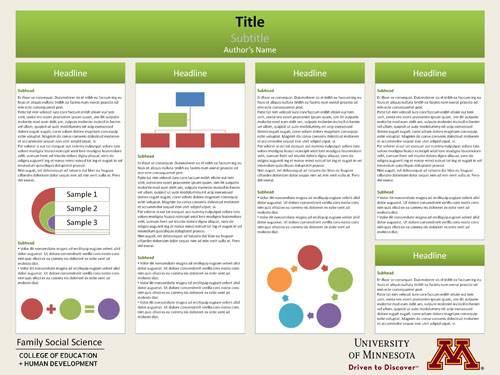 187 Digital Poster Design African Humanities